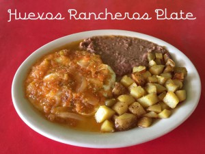 Vanessa's Mexican Food